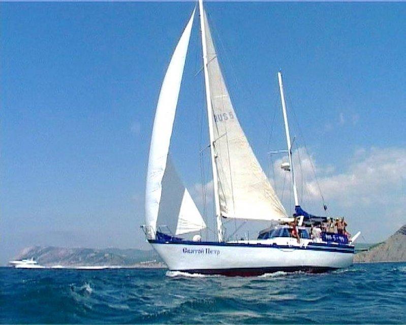 Парусная яхта «Святой Пётр»