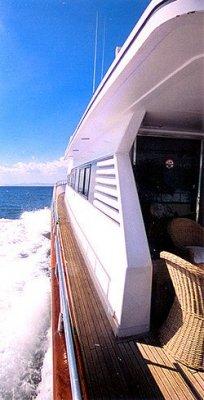 Моторная яхта «Lady K.K.»