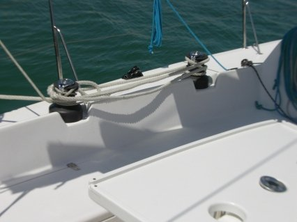 Скиф 42 на борту